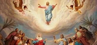 Ogłoszenia parafialne – 7 niedziela Wielkanocna – Wniebowstąpienie Pańskie