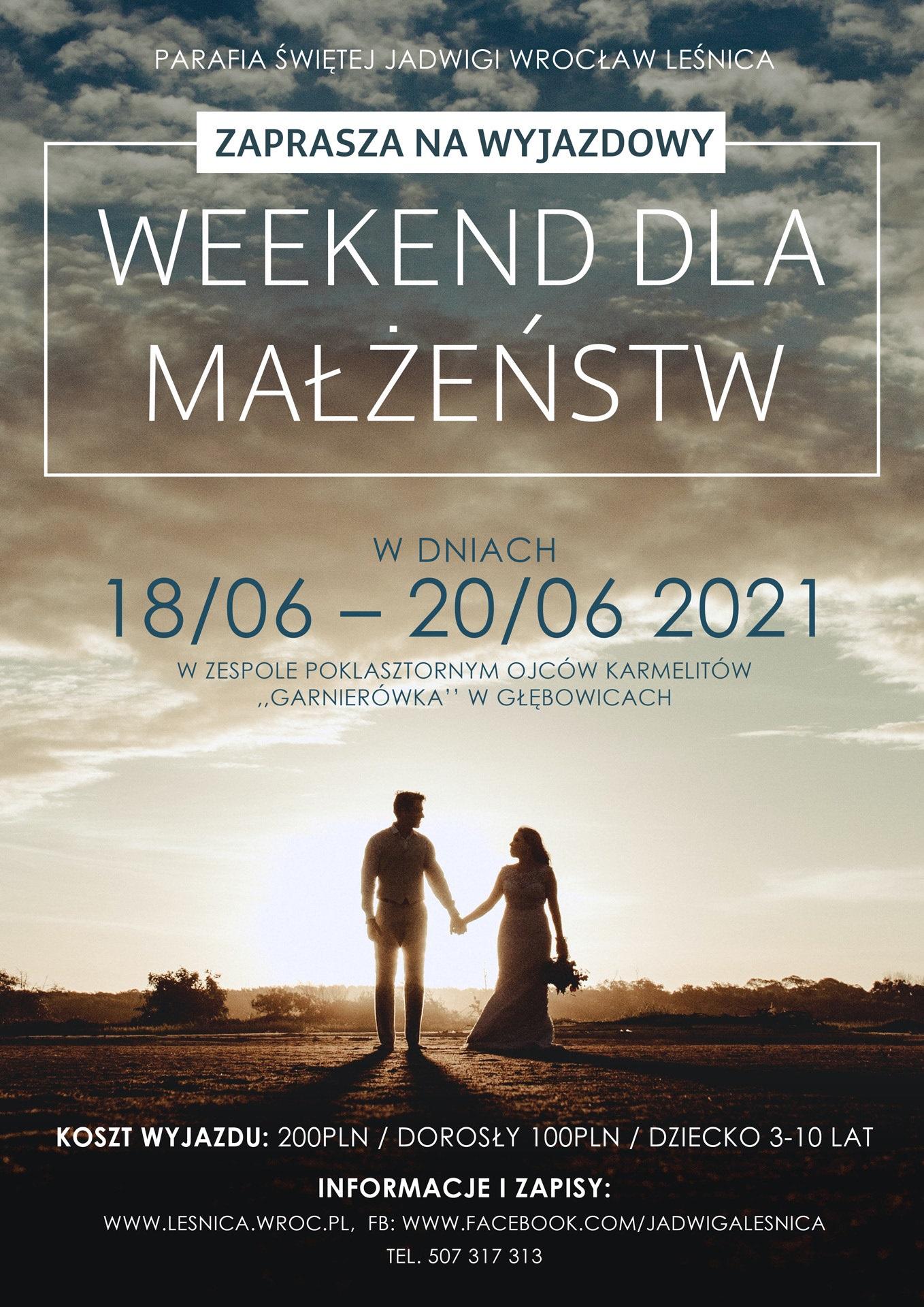 Weekend dla małżeństw